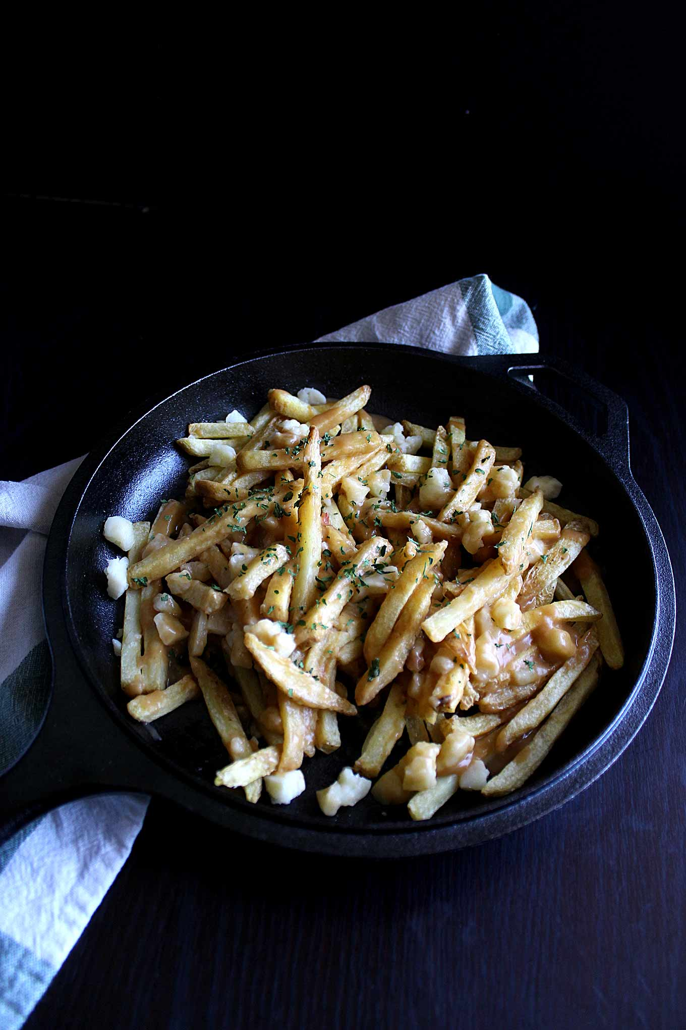 Review: Kobe-Style Brisket Poutine at Nomad Lounge in ... |Canned Poutine Sauce